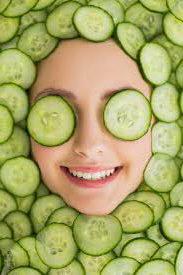 cucumber eyes