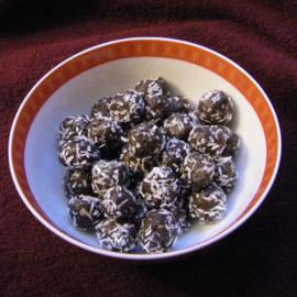 Jing Ball Recipe