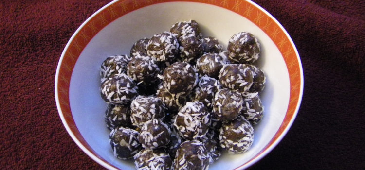 Jing Ball Recipe