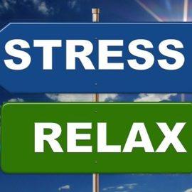Less Stress, More Balance at work