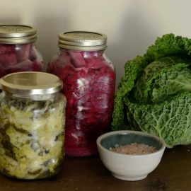 Making Lacto-Fermented Vegetables Post